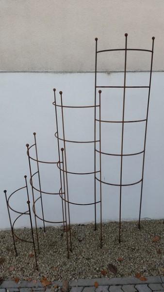 Staudenhalter halbrund H120D50cm